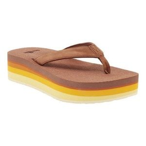 NWT Sanuk Sandals